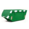 afvalcontainer 3m3- verhuur - C Sinke BV