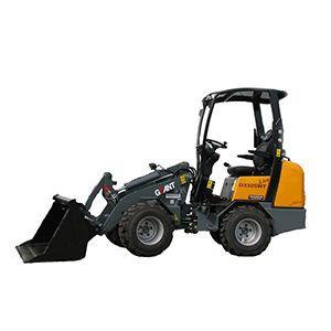 Mini Shovel 1.5 ton