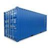 opslagcontainer 20ft - verhuur detail - C Sinke BV