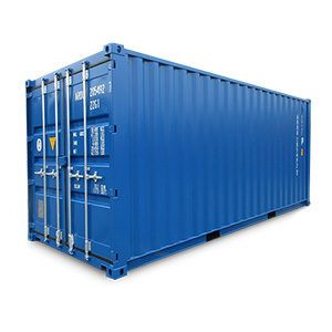 Opslagcontainer 20ft