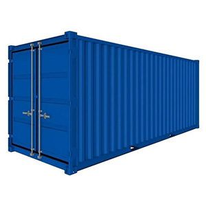 Opslagcontainer 40ft