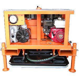 Vacuüm unit diesel